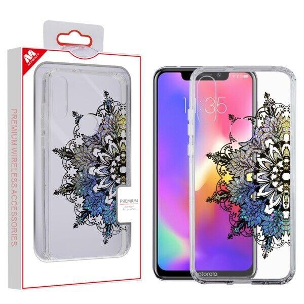 For Motorola Moto E 2020 Transparent Classical Hot Color Fusion Case Cover For Sale Online Ebay