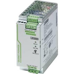 Phoenix-contact-quint-ps-1ac-24dc-10-alimentatore-per-guida-din-24-v-dc-10-a-240
