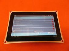 """Fuhu Nabi NABIXD-NV10A 10.1"""" 16GB Android Tablet White/Red Tested/Working"""