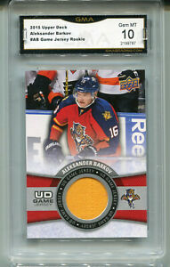 2015-Aleksander-Barkov-Upper-Deck-Game-Jersey-gem-mint-10-AB