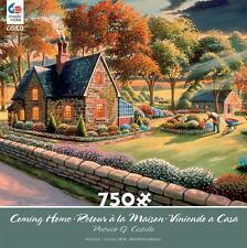 CEACO COMING HOME PUZZLE GARDENER PATRICK J COSTELLO 750 PCS #2927-2