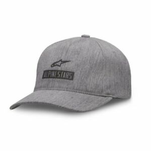 3a3cc77cf8e Alpinestars Works Caps   Hat - Curve Peak Men s casual wear - Grey ...