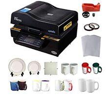 Vma 3d Vacuum Sublimation Heat Press Machine Kit Multi Functional Slow Shipping