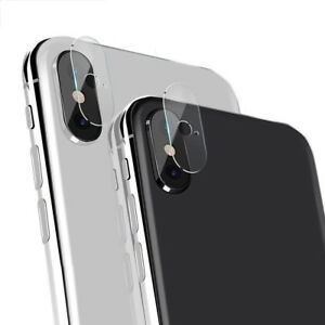 timeless design bf587 b26c1 Details about 2PCS For iPhone XS/XS Max/XR/X 8/7 Camera Lens Tempered Glass  Screen Protector