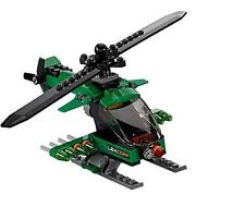 LEGO Super Heroes LexCorp Helicopter 76046 Sky High Battle - No Minifigures/Box