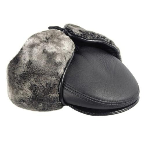 taille 57 Parapluie Bonnet pour hiver-sibirskaja Vanne Casquette Flatcap Casquette Capuchon