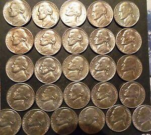 1953-PDS-thru-1964-PD-Jefferson-Nickel-Choice-Gem-BU-Uncirculated-Date-Set