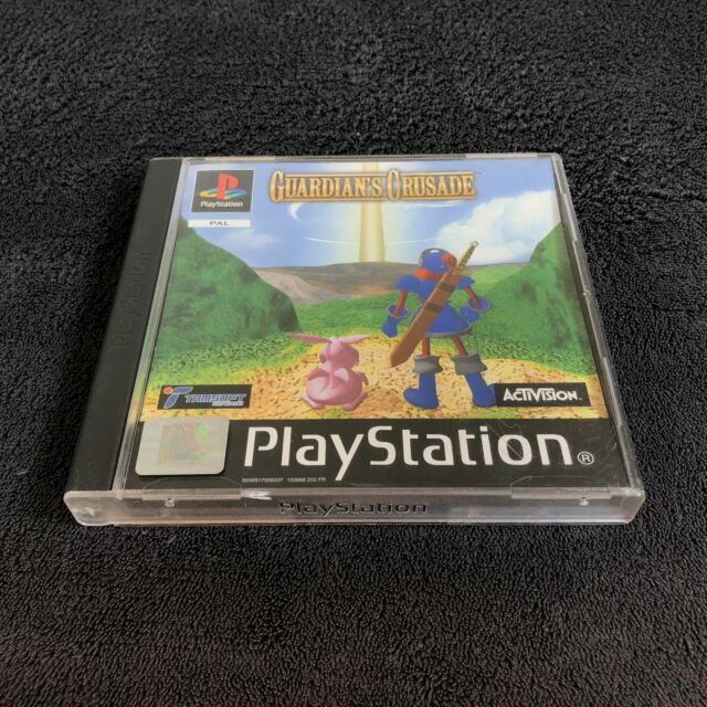 PS1 Guardian's Crusade FRA #3 Bon état
