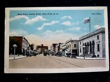 1920 Main Street, Looking North in High Point, NC North Carolina PC