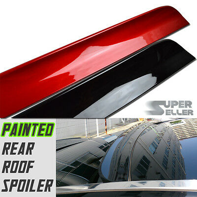 UNPAINTED  K-STYLE  REAR ROOF SPOILER for ACURA TL 4th Sedan 4D 09-14