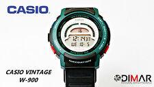 VINTAGE CASIO W-900-1V NOS OVERLAND NAVIGATION QW.944 JAPAN WR.100