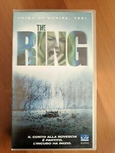 THE-RING-VHS-DREAMWORKS