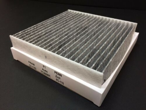 FA17220-5R0-008 FC36080C PREMIEN ENGINE /& CABIN AIR FILTER for 15-18 FIT CARBON