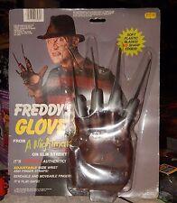 FREDDY KRUEGER COSTUME GLOVE A NIGHTMARE ON ELM STREET MORTY TOYS 1984