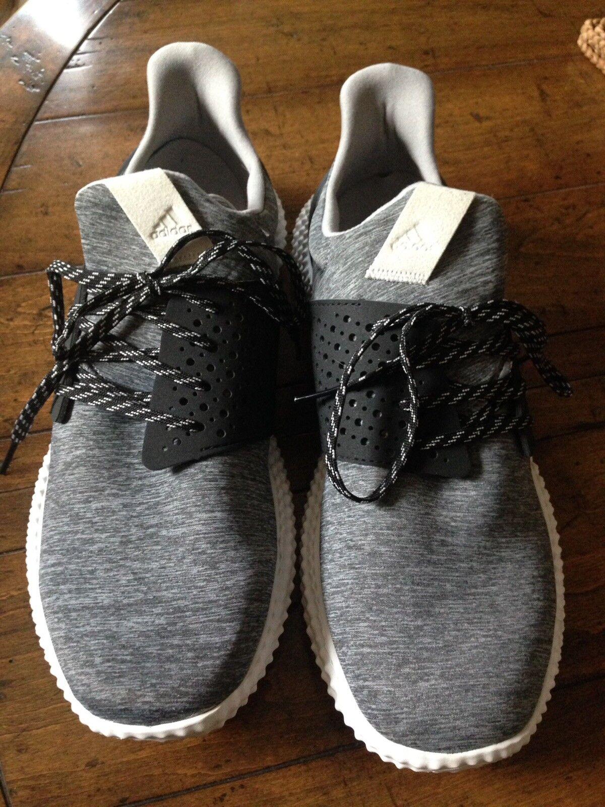 adidas   gris / noir noir noir côté cravate ortholite basket sz 10,5 | Coût Modéré  ab1c96