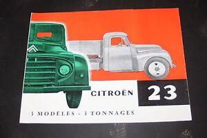 Ancien-depliant-catalogue-Citroen-Camion-Bennes-Type-23-publicite-pub