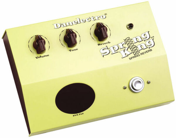 Danelectro Dsr1 Spring King Effects Pedal For Sale Online