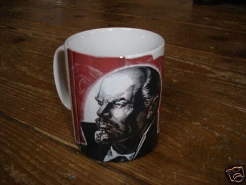 Vladimir Lenin Russian Communist Leader NEW MUG