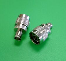 USA Seller TNC Female to N Female Connector 5 PCS