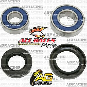 All Balls Front Wheel Bearing & Seal Kit For Kymco MXU 250 2004-2005 Quad