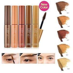 bf8a06ebfe8 Image is loading ETUDE-HOUSE-Color-My-Brows-Eyebrow-Mascara-4-