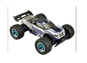 RC-Auto-S-Track-V2-2-4-GHz-Ersatzteil-Car-Shell-Karosserie-Truggy-rot