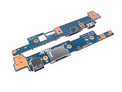Power Button USB SD IO Board Asus Q302LA TP300LA TP300LD TP300L 60NB05Y0-IO1070