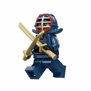 LEGO-Minifigures-Series-15-Kendo-Master-no-12-Brand-New-Free-Postage-Japan