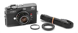 214-Minolta-CLE-w-Leica-Summicron-C-40-2-lens-hood-strap-CLA-039-d-beautiful