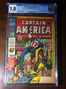 Captain-America-Comics-14-1942-Timely-Comics-CGC-1-0-Golden-Age