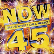 NOW THAT'S WHAT I CALL MUSIC 45 CD (2000)
