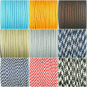 NATURAL COTTON PIPING CORD 4MM UPHOLSTERY-CUSHIONS-SEATING-GREAT FOR MACRAME