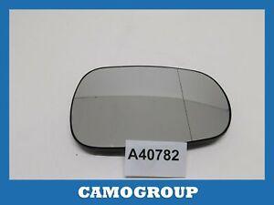 Glass Left Mirror Glass Melchioni For RENAULT Clio 98 01