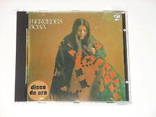 Mercedes Sosa - CD - Disco De Oro - 1975 - Philips 386 099-2
