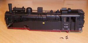 Piko-50060-Lokgehaeuse-Dampflok-BR-94-2087-der-DR-Ep-3-Lok-des-BW-Glauchau