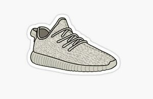 Adidas Yeezy Boost 350 Moon Rock Size 4 AQ2660.uk