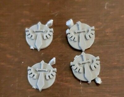 Dark Angels x4 Dreadnought//Rhino Armor Icons Warhammer 40k Space Marine Bits