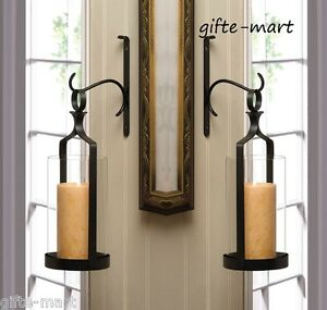Wall Mounted Lamp Hook : 2 large 16