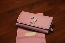100% AUTHENTIC RADLEY Breton Buoy Trifold  MATINEE LEATHER PURSE BNWT RRP £75