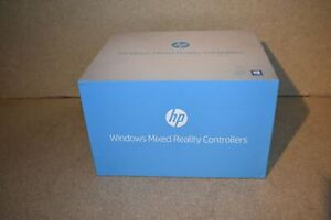 HP MR VR1000 HEADSET RIGHT & LEFT  CONTROLLER 938832-001 938832-002- NEW (AQ14)