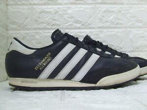 Details zu Schuhe Mann Frau Vintage Adidas Beckenbauer Allround Gr. US 9,543 13 (121)