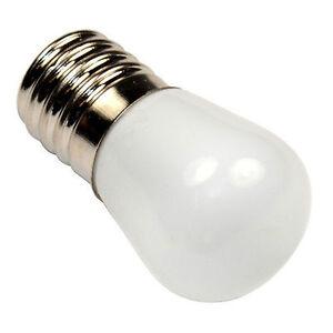 Hqrp 110v E17 Base Led Bulb For Fridge Refrigerator