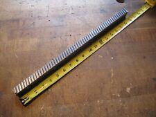 Hensley 745 W X 18 L Carbide Slant Tooth Machine Keyway Broach 1136 1259