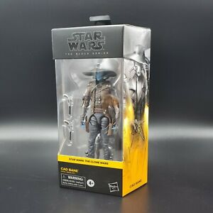 Hasbro-Star-Wars-Black-Series-Clone-Wars-06-Cad-Bane-6-Action-Figure-New