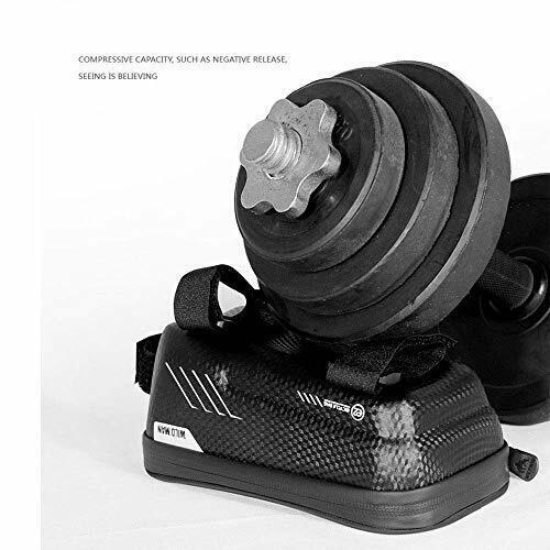 Sacoche Guidon Vélo Cadre Etanche Écran Tactile Support Téléphone Pochette