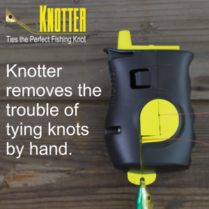 Knotter - Ties the Perfect  Fishing Knot  online sales