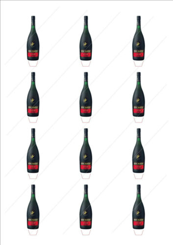 Novelty Remy Martin VSOP Cognac Edible Cake Cupcake Toppers Decorations Birthday