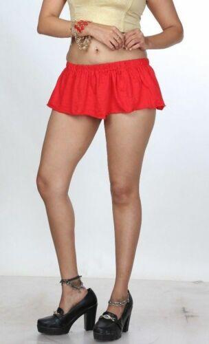 Short Mini Skirt Ladies Women/'s Skirt Girls Rara Micro Mini Skirt Stretch 6-20