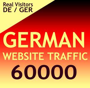 60000-deutsche-Website-Aurufe-Besucher-Organic-target-german-web-traffic-DE-GER