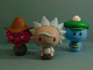 Funko-RICK-AND-MORTY-Pint-Size-Heroes-PSH-Loose-Target-Toys-R-Us-Hot-Topic-Excl